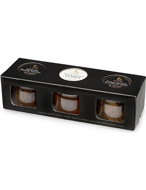NONE Truffle jar set 3 x 50g
