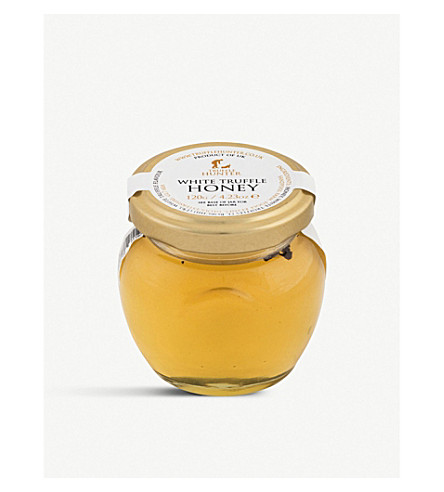 TRUFFLE HUNTERS White truffle honey 100g