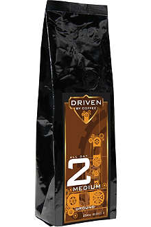 DRIVEN BY COFFEE All Day coffee beans 250g