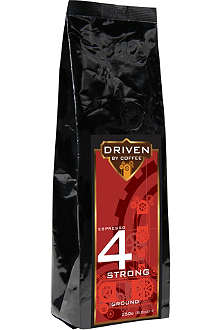 DRIVEN BY COFFEE Ground espresso 250g