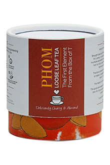PHOM Deliciously Cherry & Almond loose-leaf Rooibos tea 50g