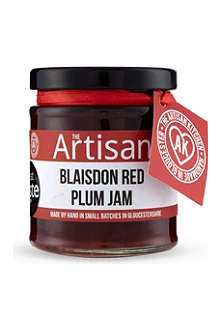 THE ARTISAN KITCHEN Blaisdon red plum jam 200g