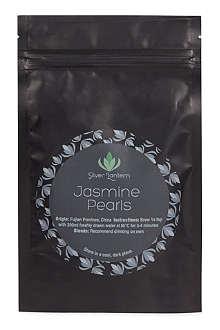 SILVER LANTERN Jasmine Pearls loose leaf tea 50g