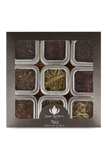 SILVER LANTERN Loose leaf tea blending box 108g