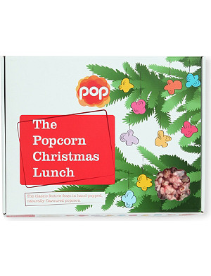 NONE Christmas dinner popcorn set