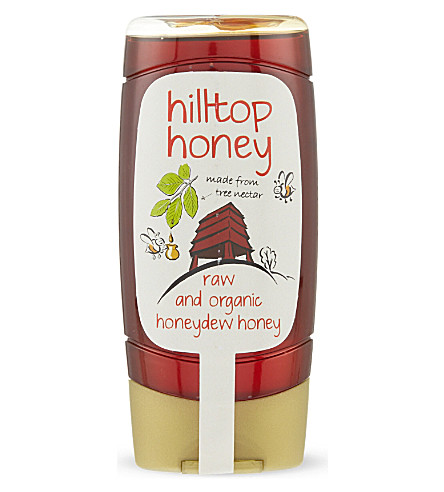CONDIMENTS & PRESERVES Raw organic honeydew honey 370g