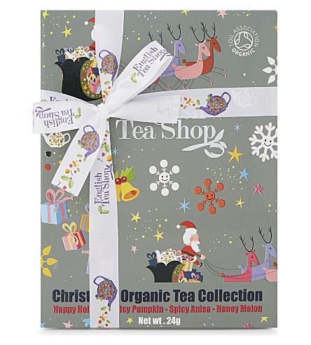 TEA Organic tea pyramids 24g