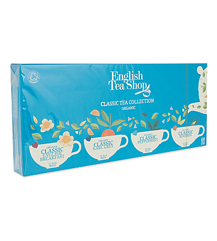 TEA Classic tea collection 60 bags