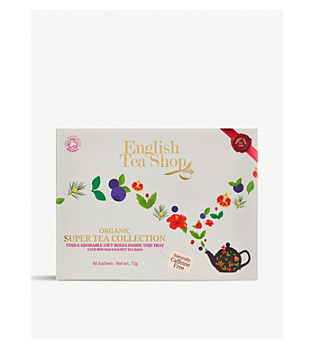 TEA Organic super tea collection 72g