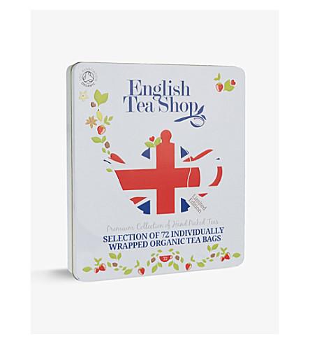 TEA Tea gift tin 72 bags