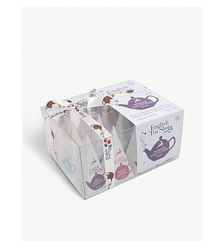 TEA White tea collection 12-bags