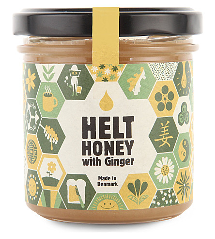 HELT Honey with ginger 200g