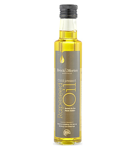 OILS Rapeseed oil 250ml