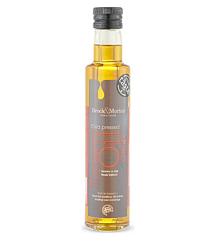 OILS Chilli rapeseed oil 250ml