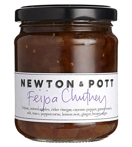 CONDIMENTS & PRESERVES 牛顿和 Pott 美埝酸辣酱