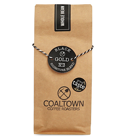 COFFEE Black gold no3 coffee 227g