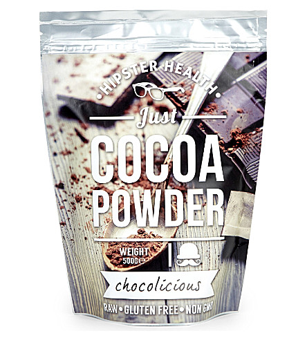 HIPSTER HEALTH Just cocoa powder 500g