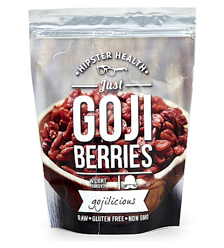 HIPSTER HEALTH Just goji berries 500g