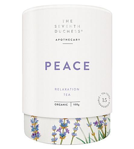 TEA The Seventh Duchess Peace Organic Relaxation Tea 100g