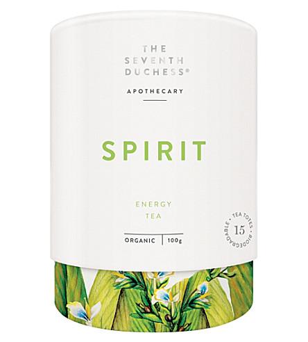 TEA The Seventh Duchess Spirit Organic Energy tea 100g