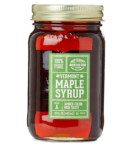 BUTTERNUT MOUNTAIN FARM Butternut Mountain Farm maple syrup 443ml
