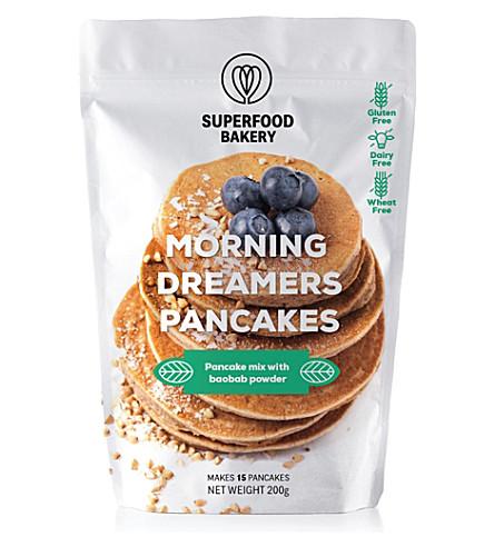 SUPERFOOD BAKERY Morning Dreamers Pancake Mix