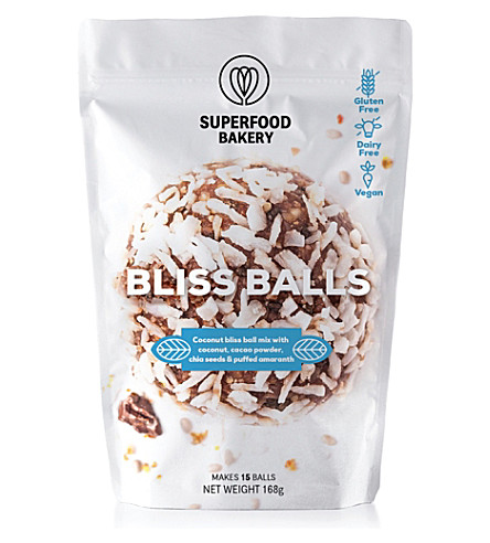 SUPERFOOD BAKERY Raw Bliss Balls Mix