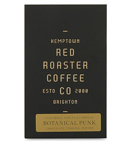 REDROAST Botanical Punk coffee beans 200g