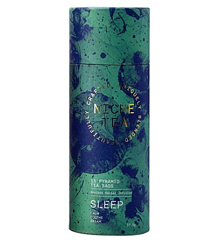 THE NICHE CO. Sleep herbal tea 37.5g