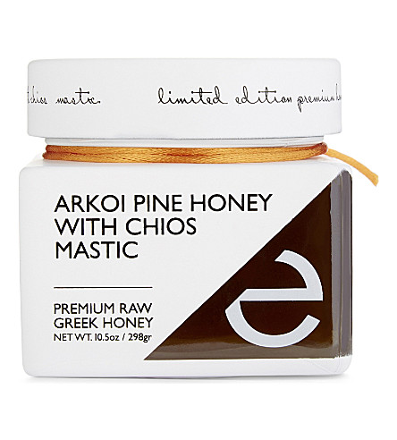 EULOGIA Limited edition Arkoi pine honey with Chios Mastic 298g