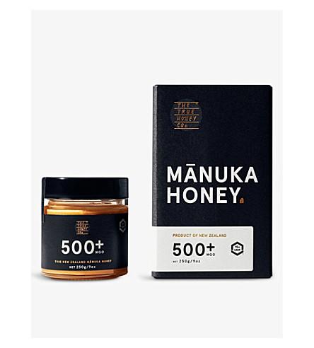 THE TRUE HONEY COMPANY 生麦卢卡蜂蜜500mg