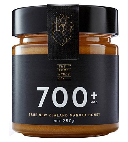 THE TRUE HONEY COMPANY Raw Manuka honey 700mg