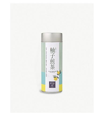 JUGETSUDO Yuzu Sencha with Matcha 50g