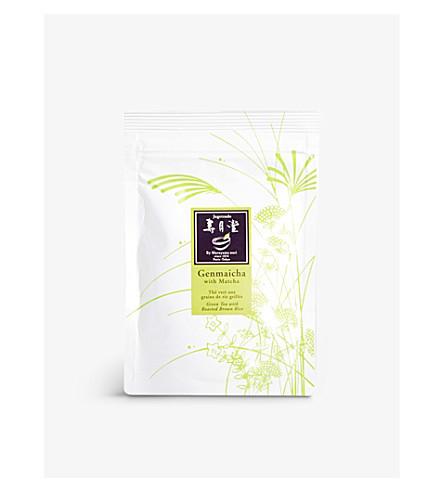 JUGETSUDO Genmaicha green tea match powder sachet 50g
