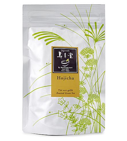 JUGETSUDO Hojicha roasted green tea 50g