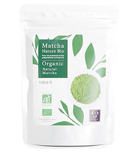 JUGETSUDO Organic Matcha nature sachet 50g