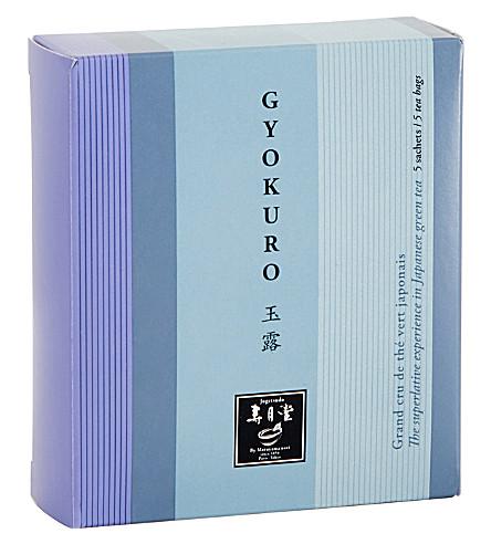 JUGETSUDO Gyokuro teabags 5 bags