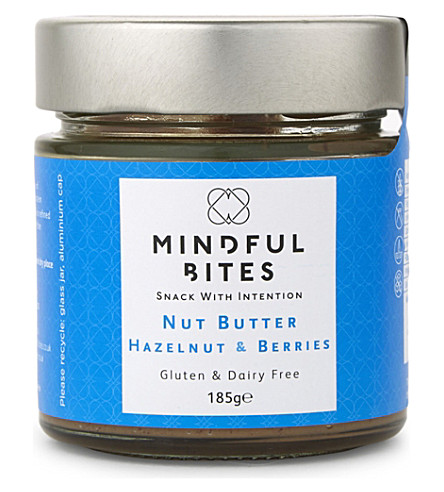 MINDFUL BITES Hazelbut & berries nut butter 185g