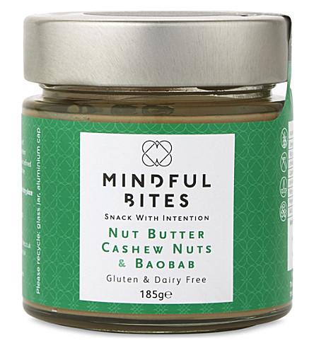 MINDFUL BITES Cashew & Baobab nut butter 185g