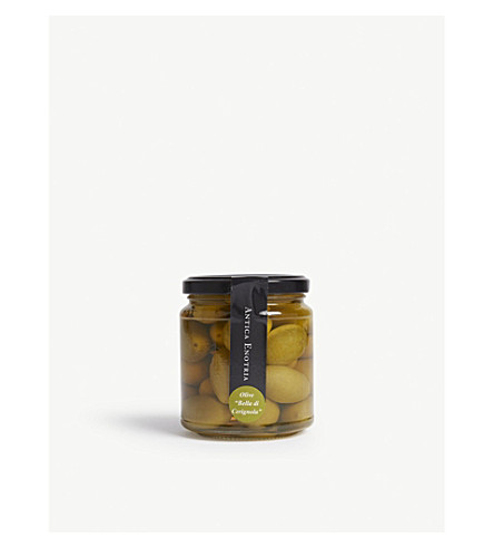 ANTICA ENOTRIA Olives in brine 290g