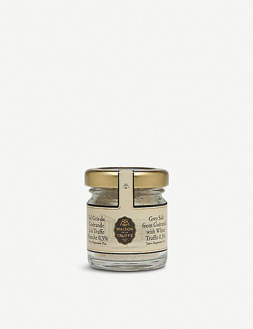 MAISON DE LA TRUFFE Guérande Salt with White Truffle 30g