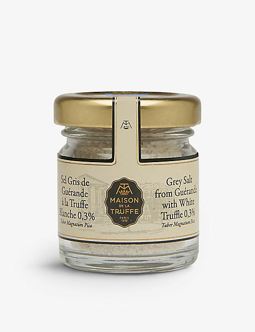MAISON DE LA TRUFFE Guérande Salt with White Truffle 100g