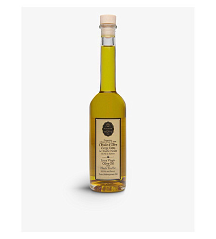 MAISON DE LA TRUFFE Olive Oil with Black Truffle 200ml