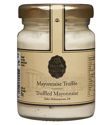 MAISON DE LA TRUFFE Black Truffle Mayonnaise 80g