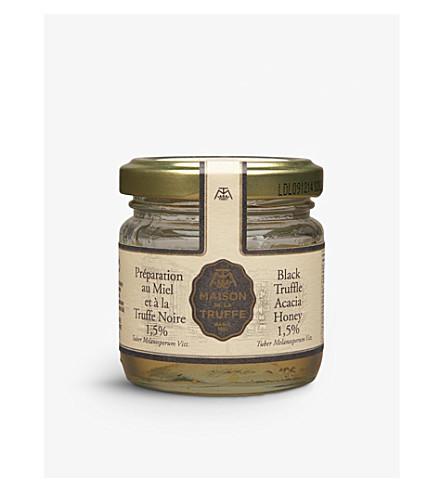 MAISON DE LA TRUFFE Black Truffle Acacia Honey 80g