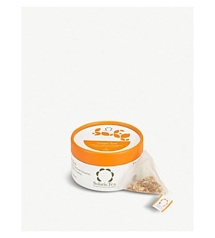 SOLARIS TEA Ginger Zest tea 15 x 2g