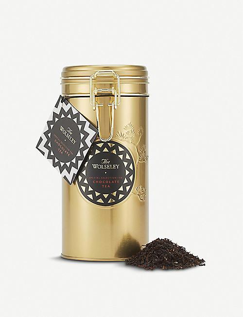 THE WOLSELEY Chocolate Tea loose leaf tea 200g