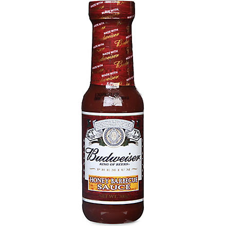 BUDWEISER Honey Barbecue sauce 300g