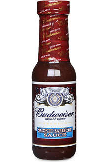 BUDWEISER Smoked Barbecue sauce 300g