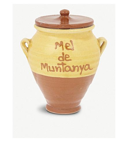 CONDIMENTS & PRESERVES 'Mel de Muntanya' mountain honey 500g